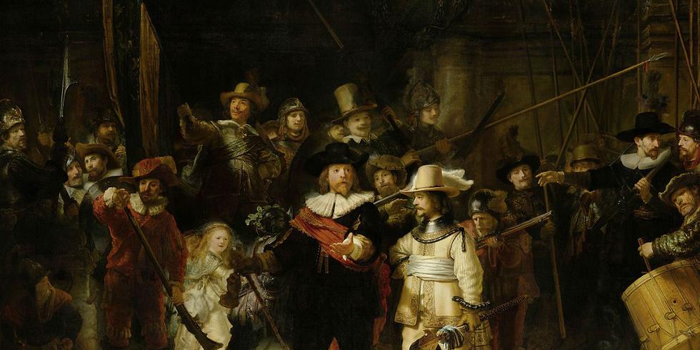 Rembrandt, l'ombre et le reflet