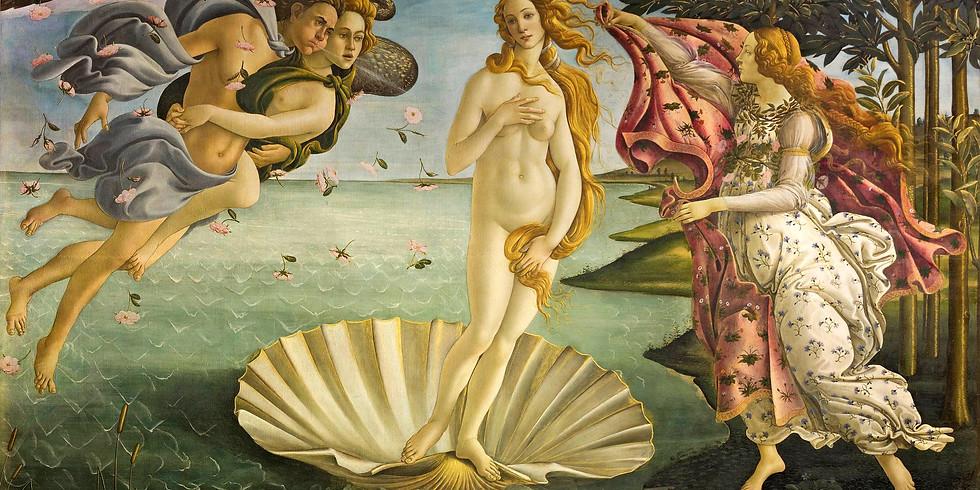 Sandro Botticelli, la volupté mystique