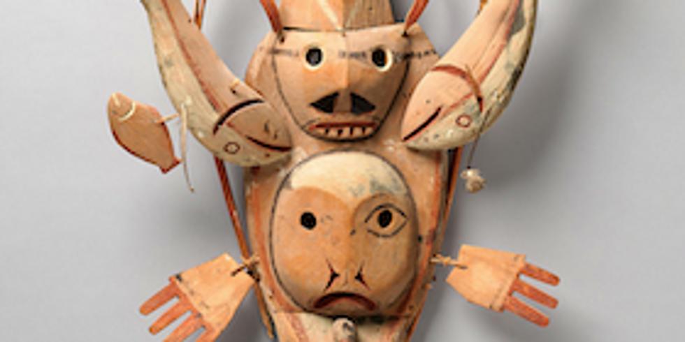 Les masques du monde (visite enfants)