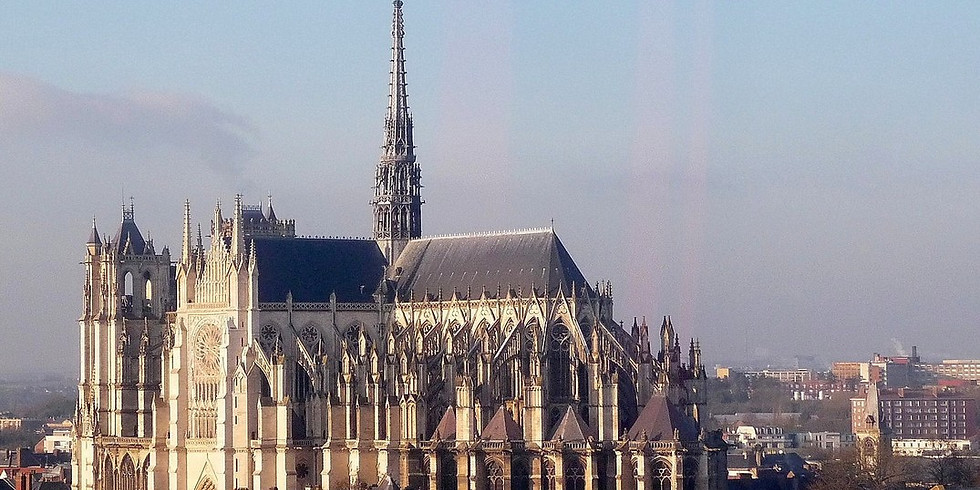 La cathédrale d'Amiens : un joyau de l'architecture gothique
