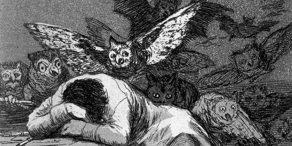 Goya, el sueño de la razón produce monstruos