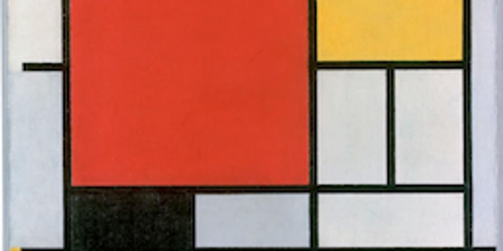 Piet Mondrian, dialogue de lignes et de couleurs