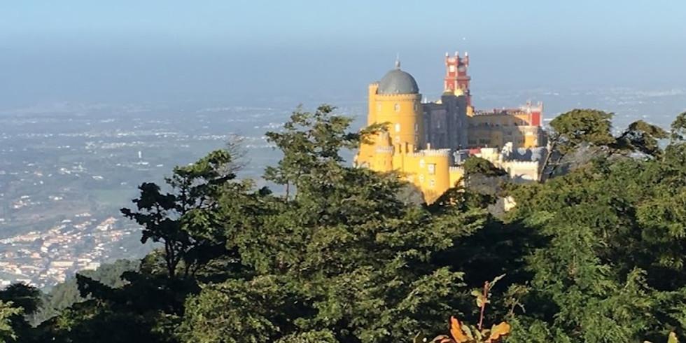 Sintra, des châteaux au Portugal