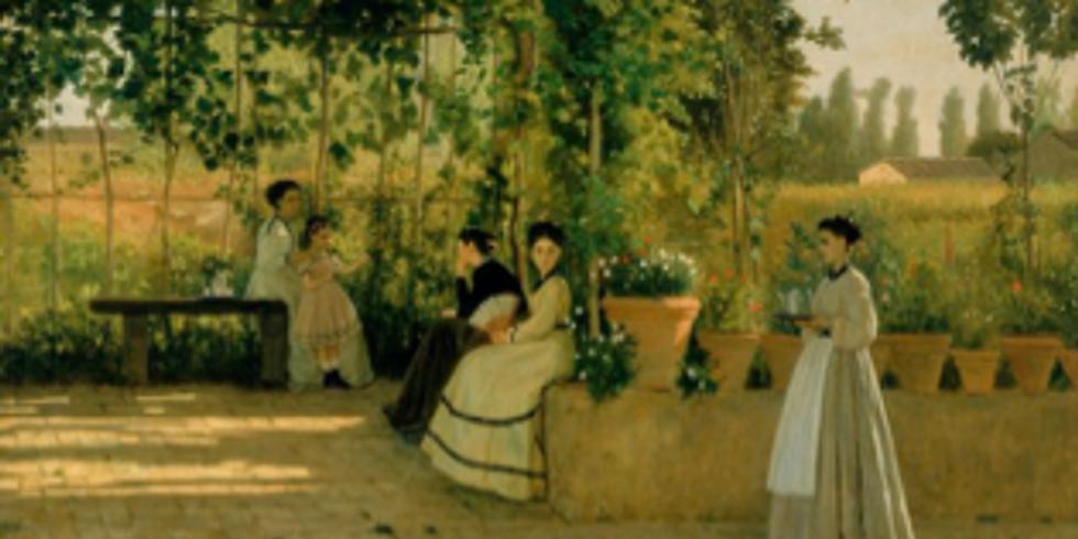 """""""I Macchiaioli"""", l'impressionnisme à l'italienne"""