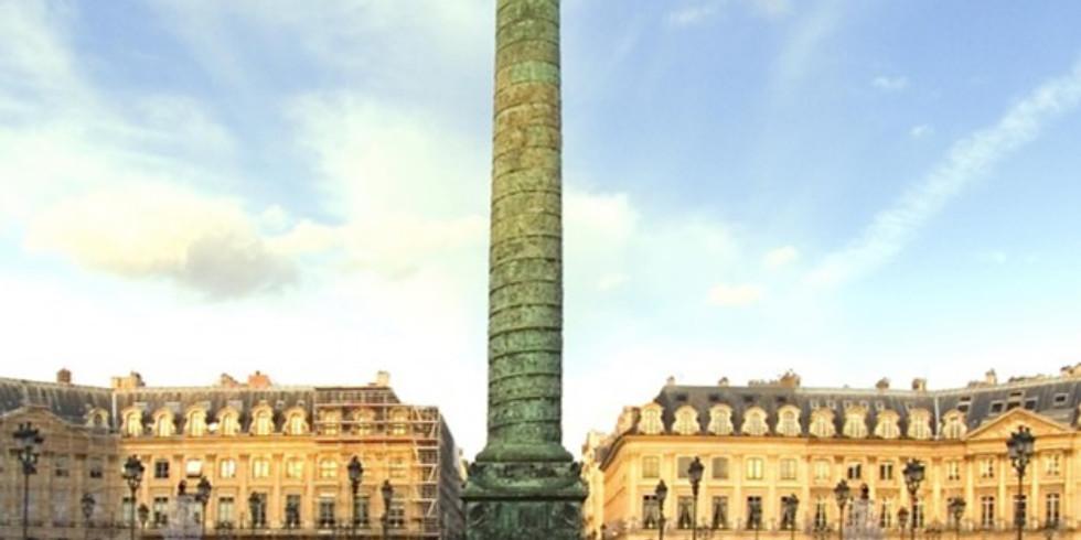 les places royales de Louis XIV: la place des Victoire, la place Vendôme (1)