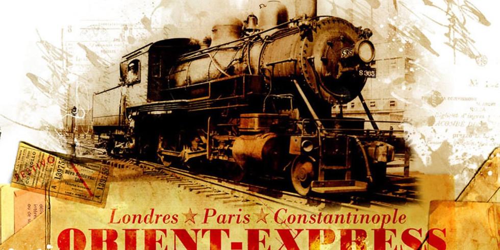 Le mythe de l'Orient-Express