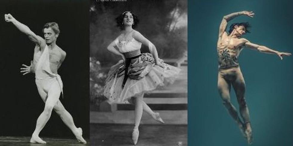 Les Grands danseurs russes