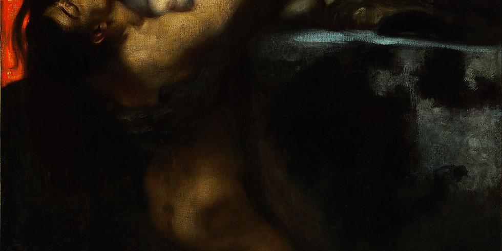 la femme fatale dans l'art au XIXe siècle