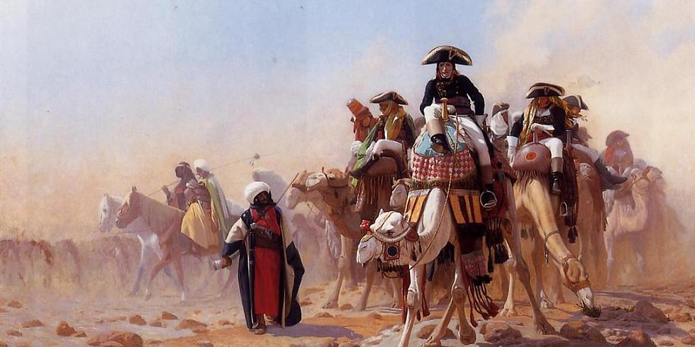 Bonaparte et l'Egypte
