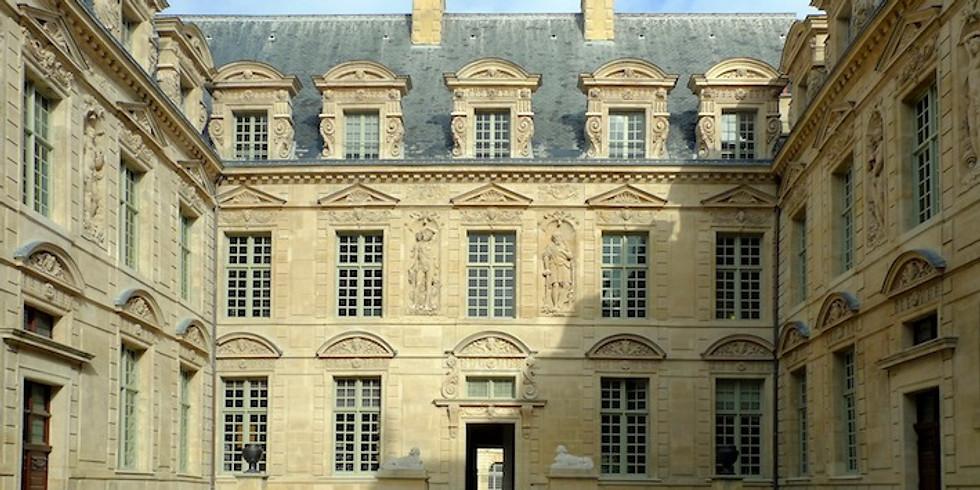 Les Hôtels particuliers du Marais