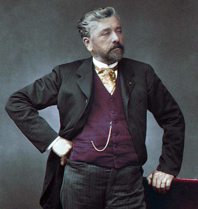 Gustave Eiffel, ingénieur visionnaire