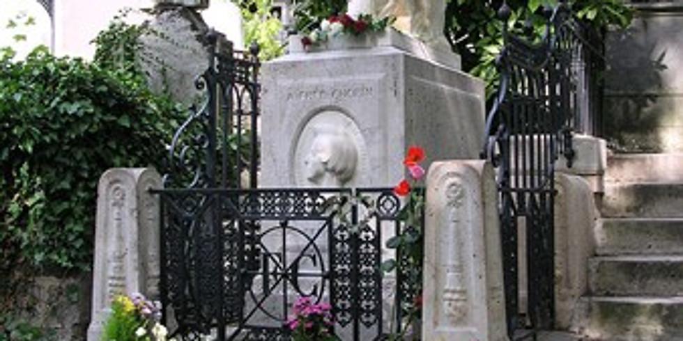Le cimetière du Père Lachaise (visite guidée sur place)