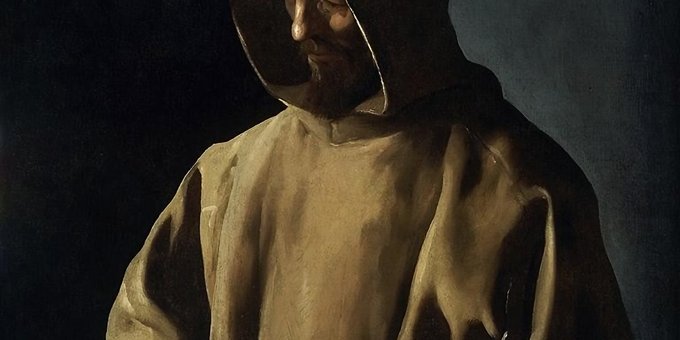 Francisco Zurbaran, l'intensité spirituelle