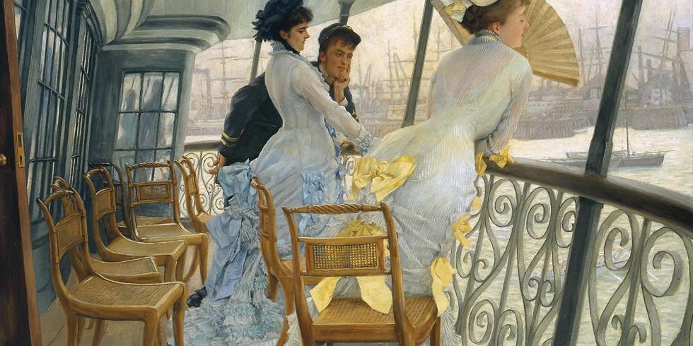 James Tissot, le plus british des peintres français
