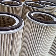 エアエレメントフィルター洗浄は自社工場