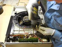空気清浄器分解清掃の空気清浄機サービス