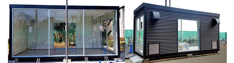 屋外喫煙所の設置や相談は空気清浄機サービス専門