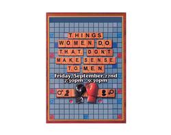 Male / Female Relations Illustration