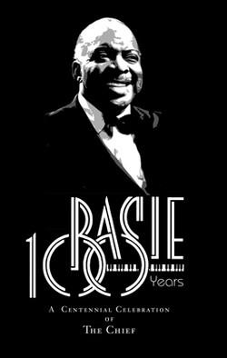Count Basie Centennial Logo