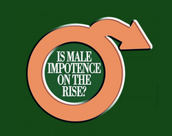 Male Impotence Article Illustration