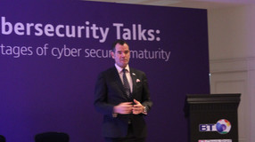Cyber Security Talks: The five stages of cybersecurity maturity.