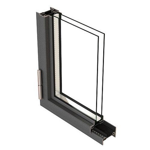 Fenêtre métal
