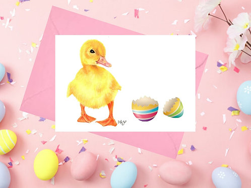 Easter Duckling Pink!