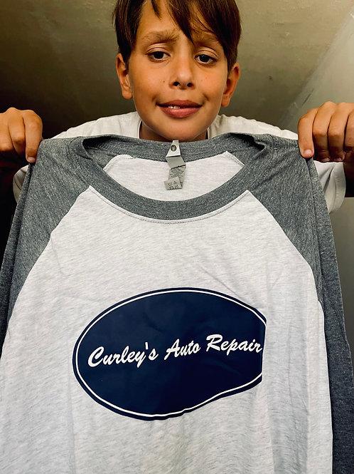 VINTAGE Curley's Auto Repair Shirt