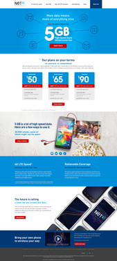 NET10 5GB Awareness Page