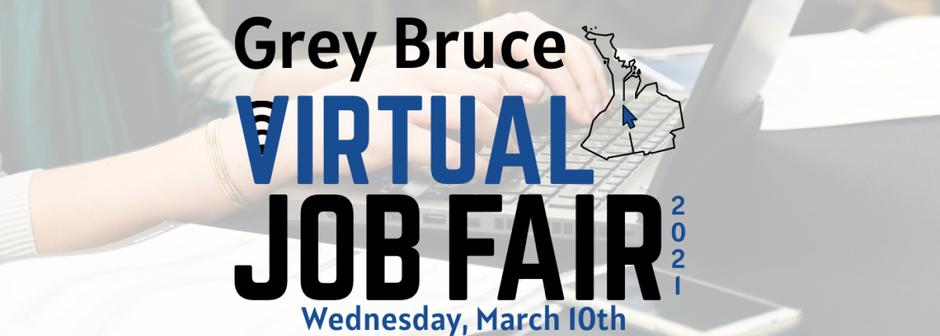 Grey Bruce Virtual Job Fair