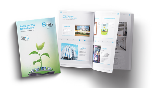 Annual Report Bekasi Fajar-Creative Fait