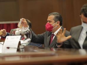 Haremos ciudadanía desde el Congreso del Estado: Juan Carlos Barragán