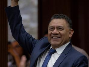Fermín Bernabé, listo para plantear armonización de Extinción de Dominio en Michoacán