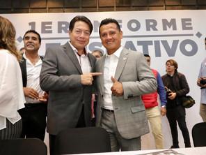 Va Torres Piña por reducir a la mitad el dinero a partidos políticos