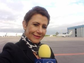 Activista michoacana reclama falta de profesionalismo de reportera de Televisa