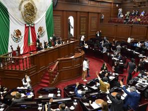 Legisladores no les aplica renunciar 90 días antes de la contienda electoral al cargo conferido: IEM
