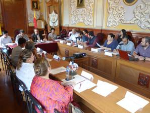 Se realizó la Segunda Sesión Ordinaria del Comité de Transparencia del Programa de Apoyos Educativos