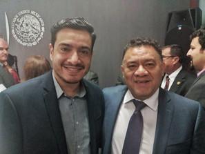 Construye GP de Morena canales de comunicación en torno a Reforma Educativa