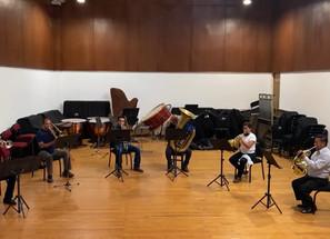 Desde casa se puede escuchar la Orquesta Sinfónica de Michoacán.