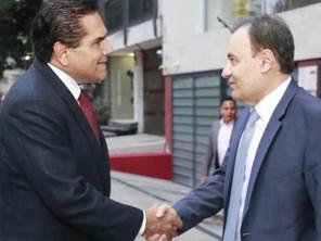Atienden Gobernador y SSPC acontecimientos en límites de Michoacán y Jalisco