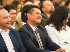 Por ley, se acabaron privilegios y sueldazos de funcionarios: Torres Piña