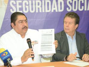 En Michoacán, inicia SNTE Consulta Nacional de Seguridad Social.