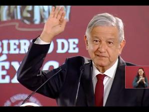 Confirmada, agenda de AMLO en Michoacán