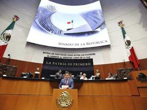 Toño García presenta primera iniciativa en materia de agua