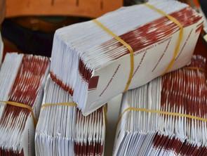 Realizan sustitución de tarjetas Bienestar en Pátzcuaro