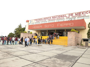 Gobierno Federal entrega becas a estudiantes del Tec- Morelia por mas de 5 MDP.