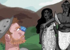 En redes sociales, la leyenda del Lago encantado de Zirahuén.