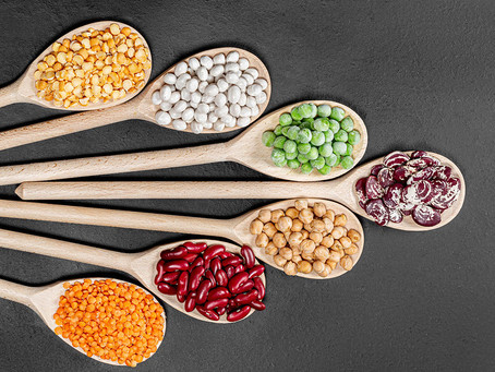 Using Dried Beans and Lentils