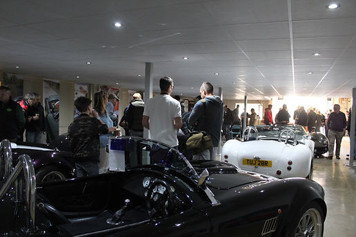 GD cobra replica's and T70's at our open day