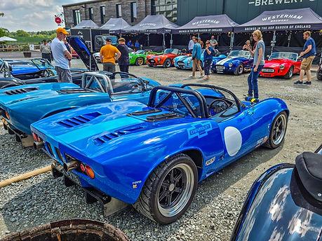 GD Cobra replica and T70's